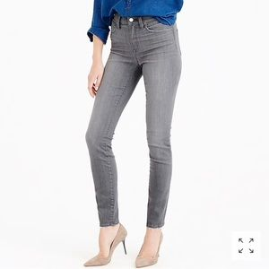 NEW • J. Crew • The Lookout High Rise Skinny Jean